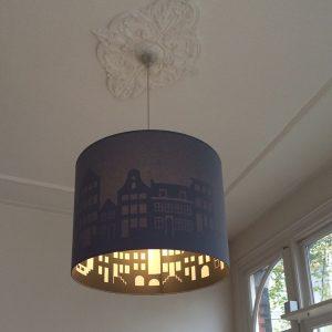 Lamp Grachtenhuizen Amsterdam ANNIdesign