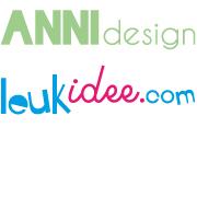 Logo's ANNIdesign en Leuk Idee