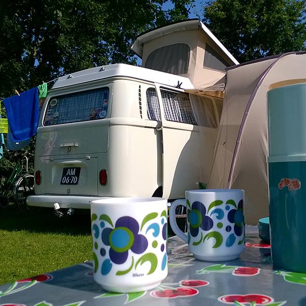VW Camperbus koffie