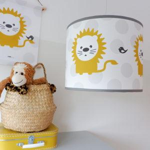Lamp Leeuw met stip ANNIdesign 01