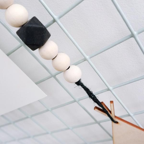 Hanger Tipi zwart ANNIdesign 02