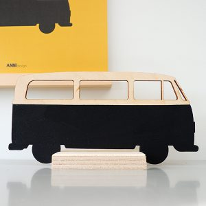 Houten Bus deco ANNIdesign 01