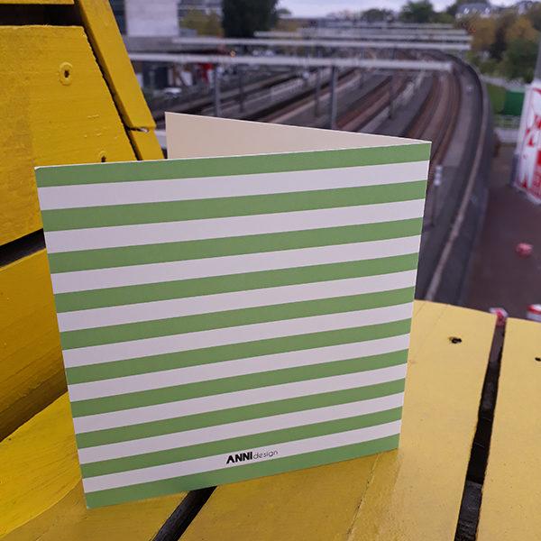 Wenskaart Rotterdam ANNIdesign Markthal groen 02