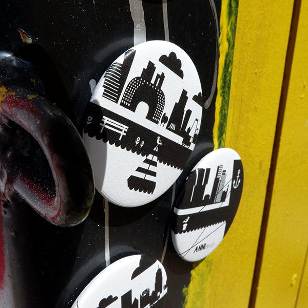 Magneten Rotterdam zwart wit_ANNIdesign_02