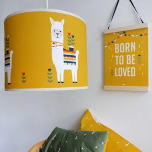 Lamp Lama_ANNIdesign_oker_01