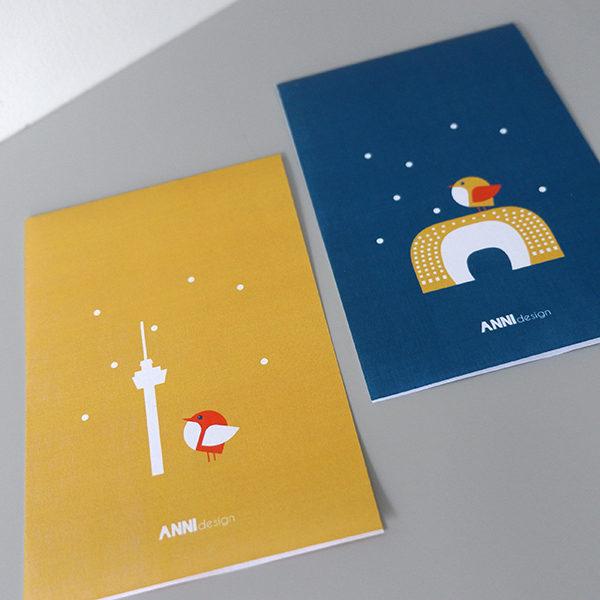 Kerstkaart Rotterdam Bird_ANNIdesign_02