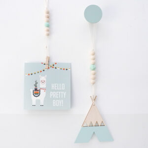 Hanger Tipi old green ANNIdesign 01