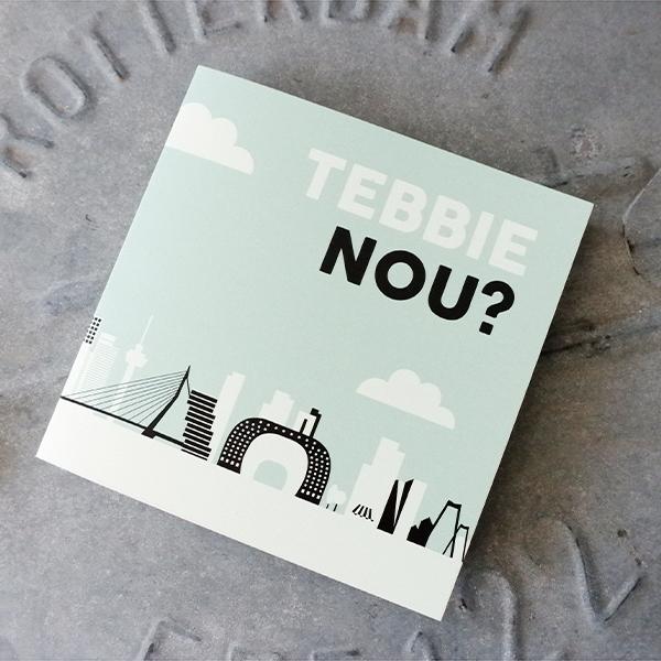 Wenskaart Tebbie Nou Rotterdam ANNIdesign 01