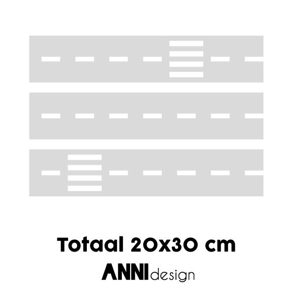 Muurstickers Wegdelen recht_ANNIdesign_03